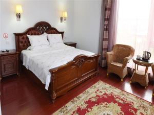 Beidaihe Golden Sea Hotel, Hotel  Qinhuangdao - big - 52