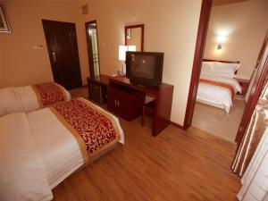 Beidaihe Golden Sea Hotel, Hotel  Qinhuangdao - big - 57
