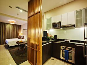 Joy~Nostalg Hotel & Suites Manila Managed by AccorHotels, Apartmanhotelek  Manila - big - 4