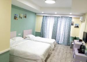 Weihai Weishang Fengqing Hotel, Hotels  Weihai - big - 4