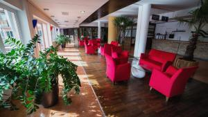 Lotus Therme Hotel & Spa, Resort  Hévíz - big - 66