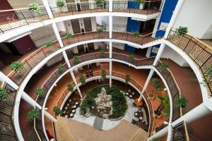 Lotus Therme Hotel & Spa, Resort  Hévíz - big - 67