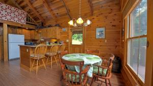 Pond Cove Cabin Cabin, Case vacanze  Sandymush - big - 27