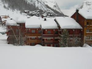 Lo Toumel, Apartmanok  Val d'Isère - big - 39