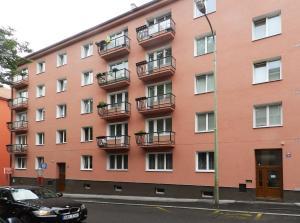 Na Pavlova, Appartamenti  Karlovy Vary - big - 11