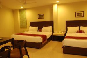 Hotel Classic Diplomat, Hotely  Nové Dilí - big - 8