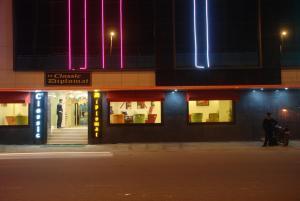 Hotel Classic Diplomat, Hotely  Nové Dilí - big - 77