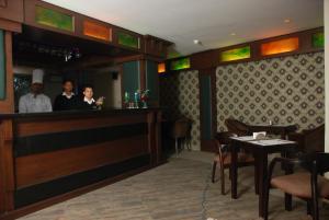 Hotel Classic Diplomat, Hotely  Nové Dilí - big - 33