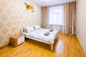 3 Bedroom apartment in Old Center, Apartments  Lviv - big - 22