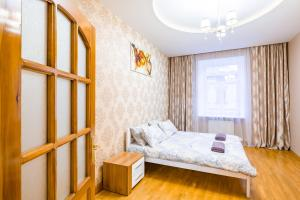 3 Bedroom apartment in Old Center, Appartamenti  Leopoli - big - 23