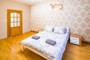 3 Bedroom apartment in Old Center, Appartamenti  Leopoli - big - 25