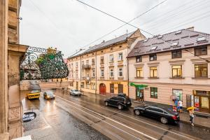 3 Bedroom apartment in Old Center, Апартаменты  Львов - big - 27