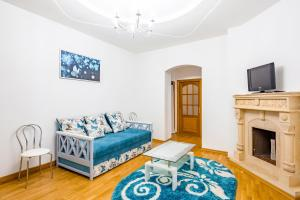 3 Bedroom apartment in Old Center, Апартаменты  Львов - big - 39