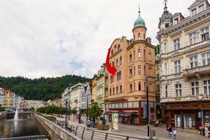 Apartments Bohemia Rhapsody, Appartamenti  Karlovy Vary - big - 56