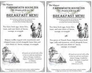 Farnsworth House Inn, Bed and Breakfasts  Gettysburg - big - 11
