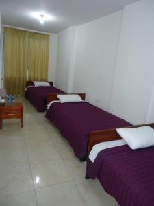 Hotel Max, Hotely  Zamora - big - 7