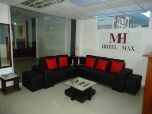 Hotel Max, Hotely  Zamora - big - 21