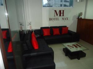 Hotel Max, Hotely  Zamora - big - 20