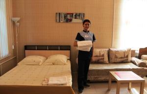 Hotel Sagittarius, Ferienwohnungen  Samara - big - 17