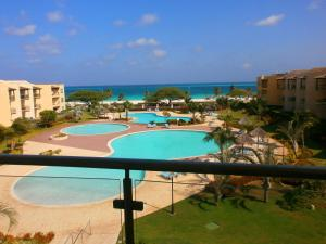 Supreme View Two-bedroom condo - A344, Apartmány  Palm-Eagle Beach - big - 47