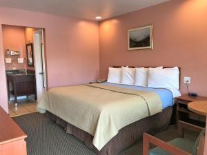 Bestway Inn, Motely  Grants Pass - big - 11
