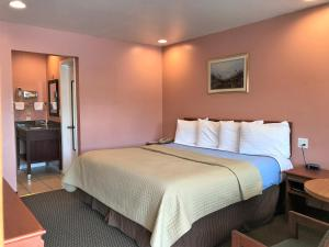 Bestway Inn, Motely  Grants Pass - big - 8