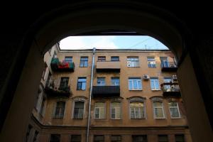 Meeting Time Capsule Hostel, Hostels  Sankt Petersburg - big - 41