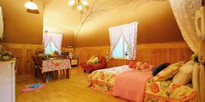 Star Hunt Pension, Holiday homes  Pyeongchang  - big - 26