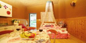 Star Hunt Pension, Holiday homes  Pyeongchang  - big - 14
