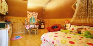 Star Hunt Pension, Holiday homes  Pyeongchang  - big - 3