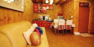 Star Hunt Pension, Holiday homes  Pyeongchang  - big - 8