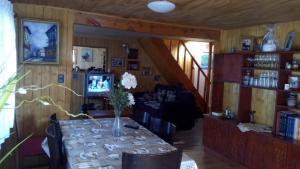 Hostal Doña Juanita, Проживание в семье  Пуэрто-Монт - big - 19