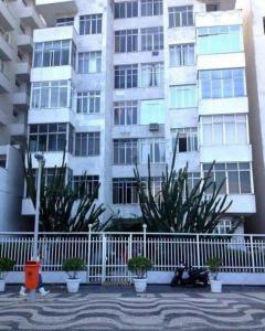 Apartamento Avenida Atlantica, Апартаменты  Рио-де-Жанейро - big - 25