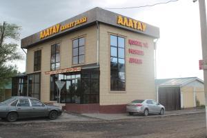 Guesthouse Alatau, Penziony  Taraz - big - 1