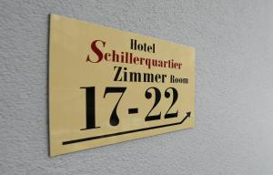 Hotel Schillerquartier, Ubytování v soukromí  Kassel - big - 69