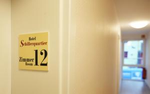 Hotel Schillerquartier, Ubytování v soukromí  Kassel - big - 32