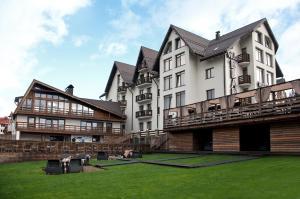 Гостиница Villa Blanc, Буковель