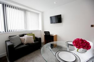 location appartement meuble manchester