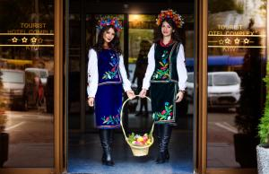Гостиничный комплекс Турист, Киев