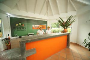 Los Colores Eco Parque, Hotels  Doradal - big - 38