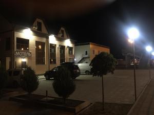 Uyutny Dvorik Motel