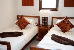 Truffle Residences, Appartamenti  Kalkan - big - 24