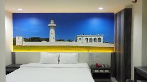 Lotus Yuan Business Hotel, Hotely  Zhongli - big - 25