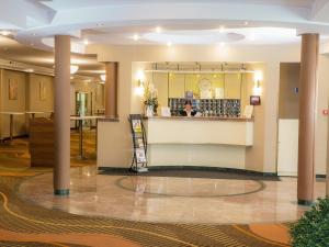 Hotel Boss, Hotel  Varsavia - big - 15