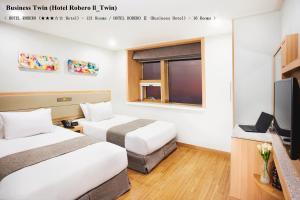 Hotel Robero Jeju, Hotel  Jeju - big - 7