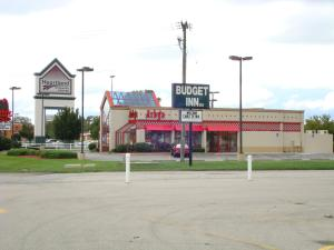 Nearby hotel : Budget Inn Daleville