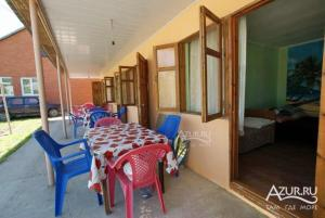 Guest House U Teti Mashi, Penziony  Dzhubga - big - 13