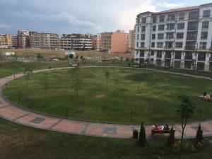 Aivazovskiy Park Apartment, Апартаменты  Поморие - big - 13