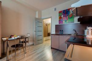 SpbMannia Pulkovo, Apartmanok  Szentpétervár - big - 29