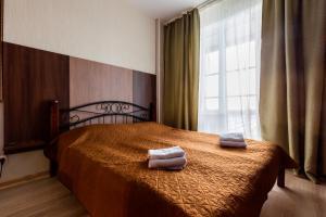 SpbMannia Pulkovo, Apartmanok  Szentpétervár - big - 28